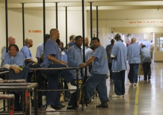 prisoners waiting to see dr - takepart.com