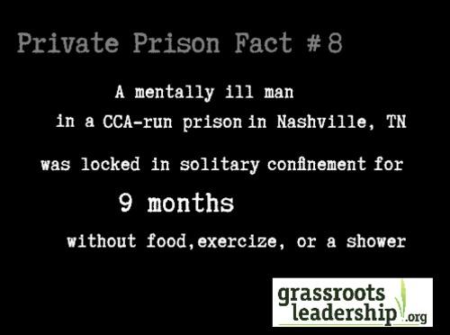 private prison fact